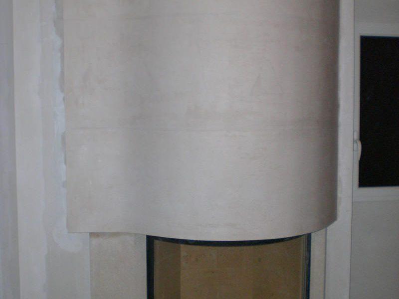 hotte de cheminée