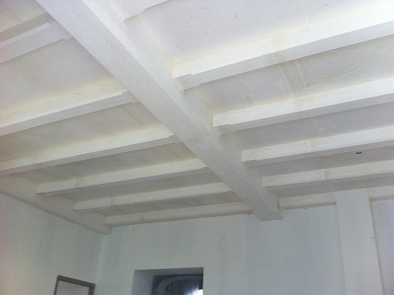plafond à la française
