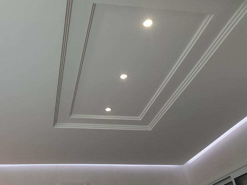 plafond aspect flottant