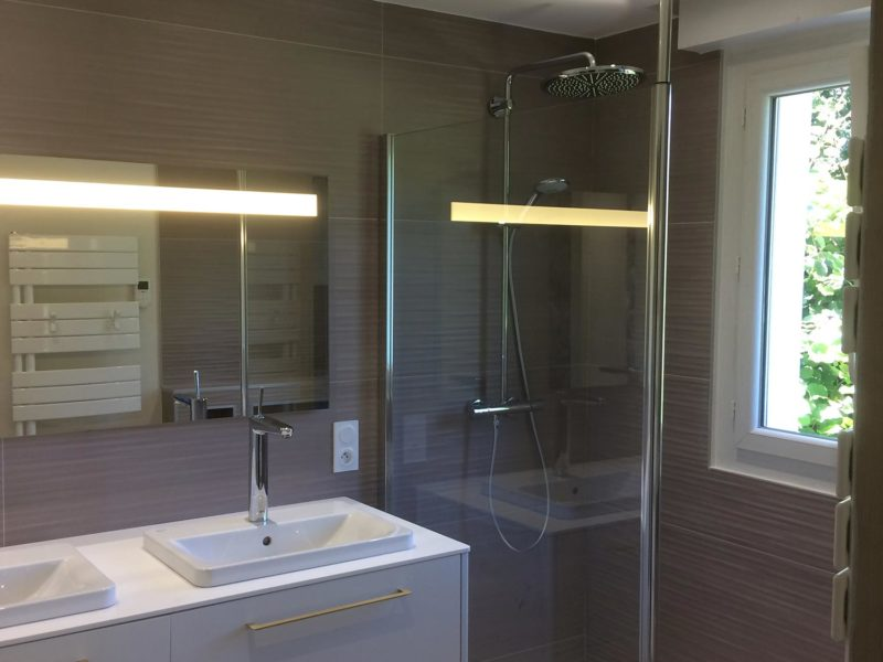 Salle de bain niche Staff Sol